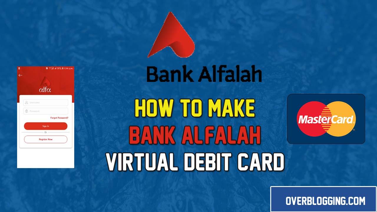 bank alafalah debit card order